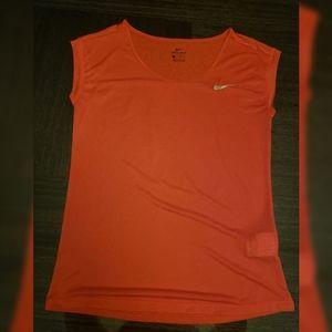Nike dri fit sleeveless athletic top